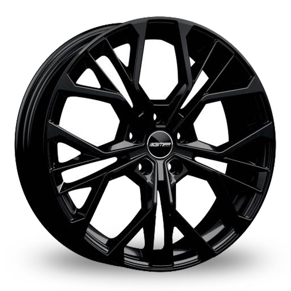 "18"" GMP Italia Matisse Gloss Black Alloy Wheels"