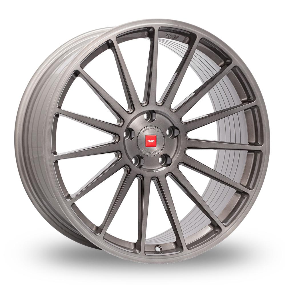 20 Inch Ispiri FFP2 Grey Alloy Wheels