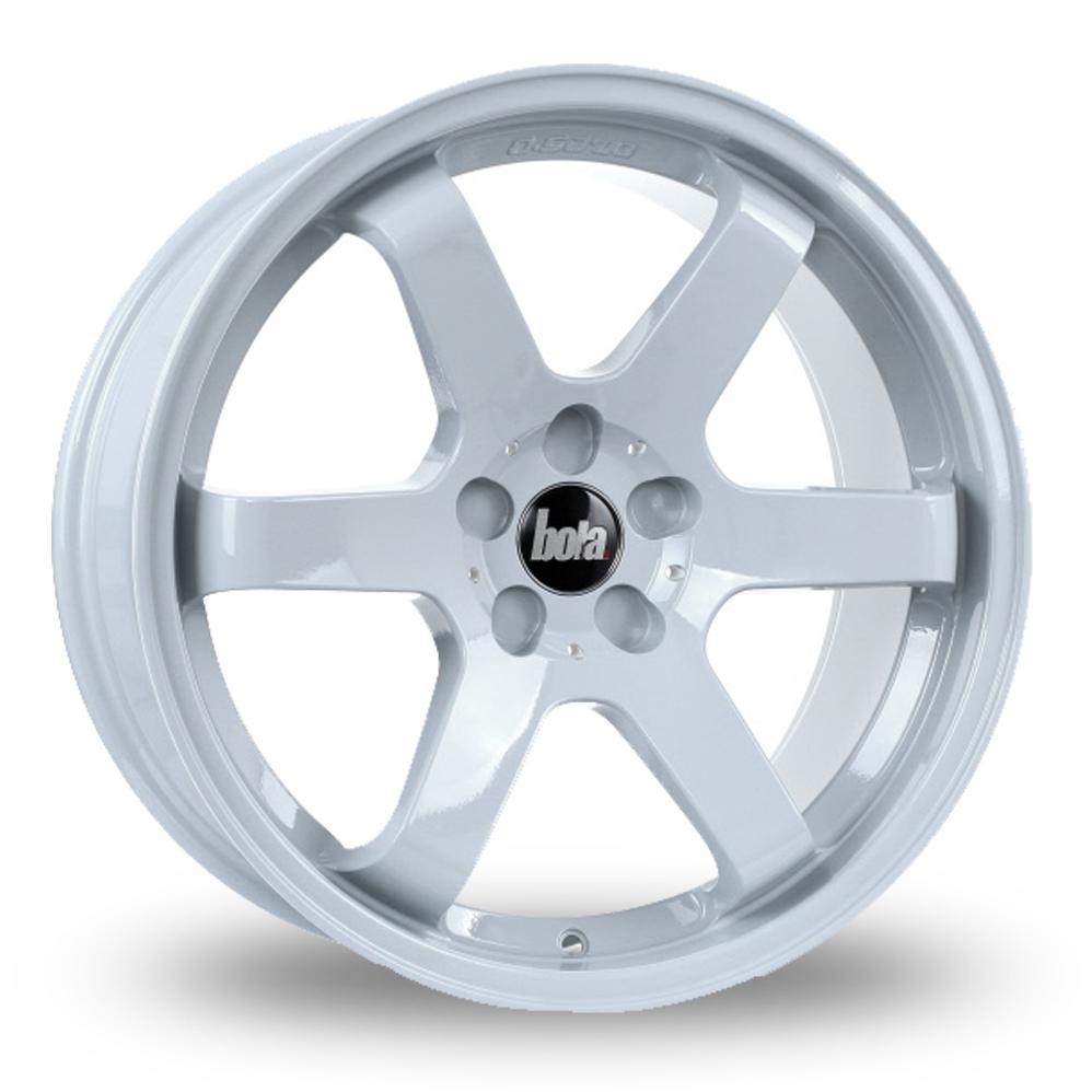 "18"" Bola B1 Crayon Grey Alloy Wheels"