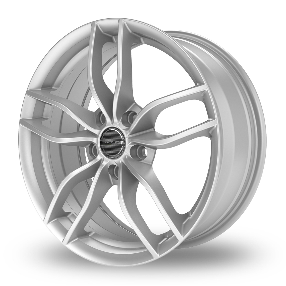 16 Inch Proline ZX100 Arctic Silver Alloy Wheels