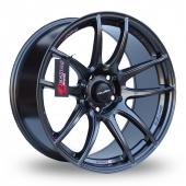 Samurai Spec E Hyper Black Alloy Wheels
