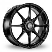 OZ Racing Formula HLT 4 Stud Matt Black Alloy Wheels