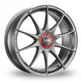 OZ Racing Formula HLT 5 Stud Grigio Corsa Alloy Wheels