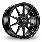 OZ Racing Formula HLT 5 Stud Matt Black Alloy Wheels