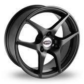 Team Dynamics Eagle Matt Black Alloy Wheels