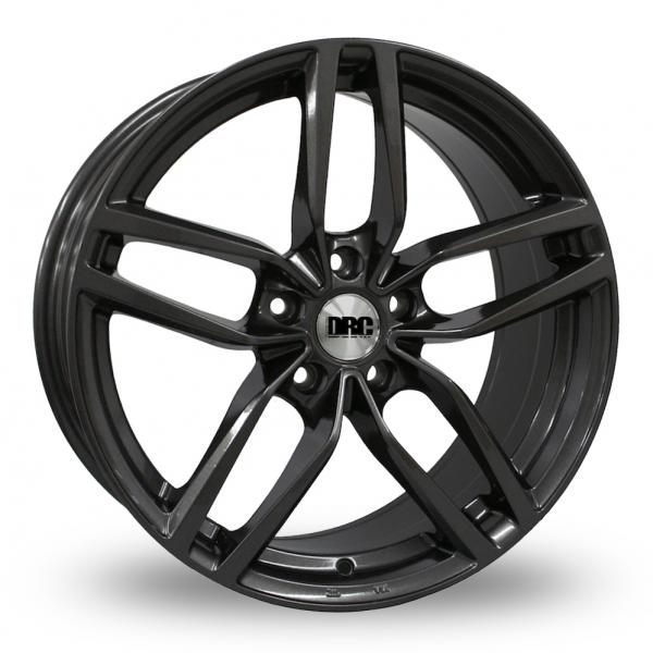 17 Inch DRC DRS Gun Metal Alloy Wheels