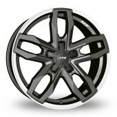 ATS Temperament Grey Alloy Wheels