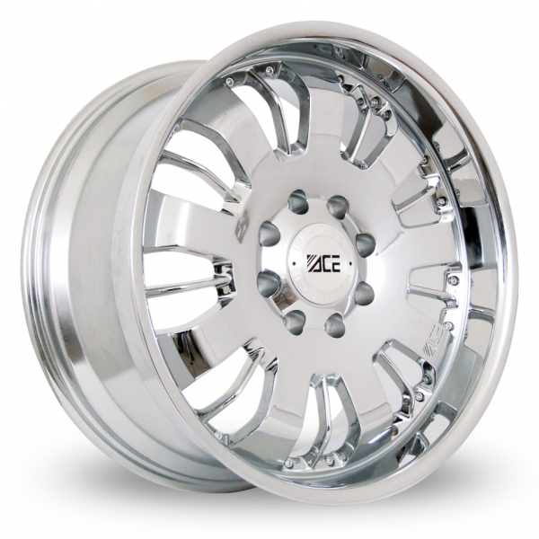 "Picture of 24"" Ace Volt Chrome"