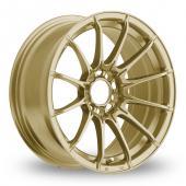 Konig Dial-In Gold Alloy Wheels