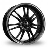 Dotz Shift Black Alloy Wheels