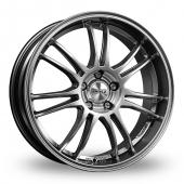 Dotz Shift Shine High Gloss Alloy Wheels