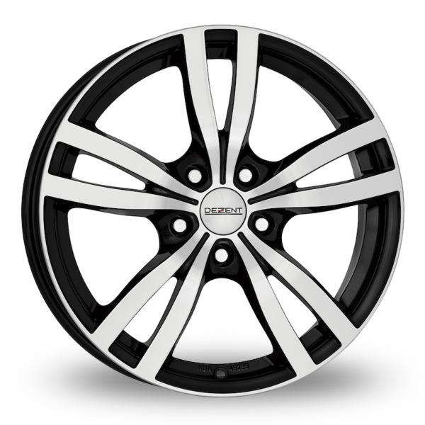 "Picture of 17"" Dezent TC Black"