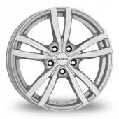 Dezent TC Silver Alloy Wheels