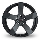 Dezent TD Black Alloy Wheels