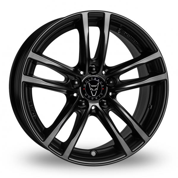 "Picture of 18"" Wolfrace X10 Black"