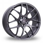 Fox Racing MS007 Grey Alloy Wheels