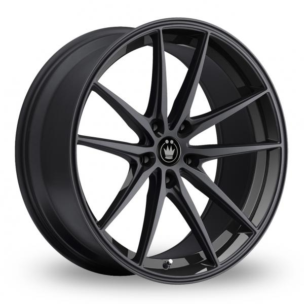 "Picture of 17"" Konig Oversteer Black"