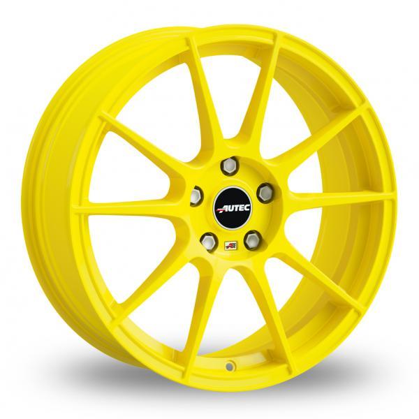 Autec Wizard Yellow