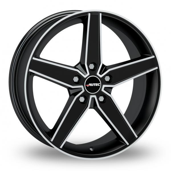Autec Delano Black Polished