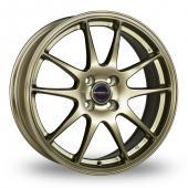 Borbet RS Bronze Alloy Wheels