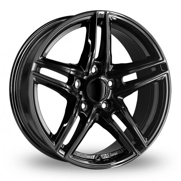 "Picture of 17"" Borbet XR Black"