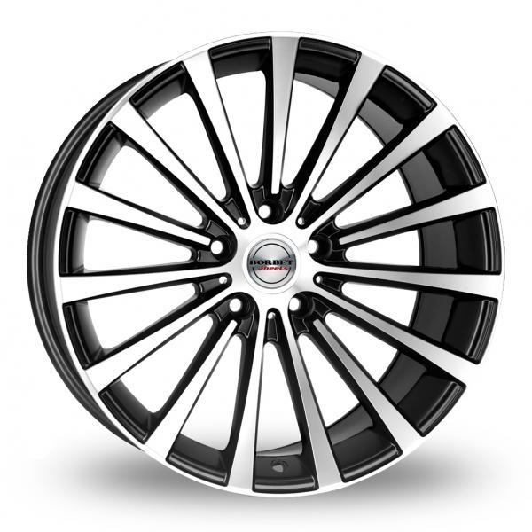 Borbet BLX Wider Rear Black Polished