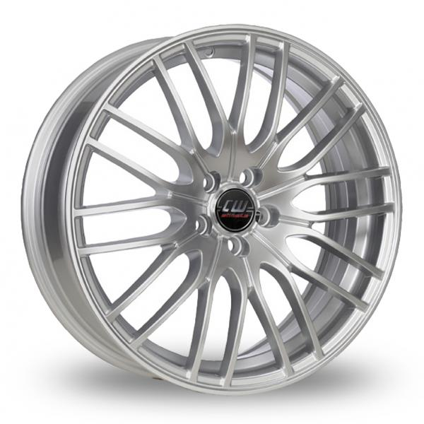 "Picture of 19"" Borbet CW4 Silver"