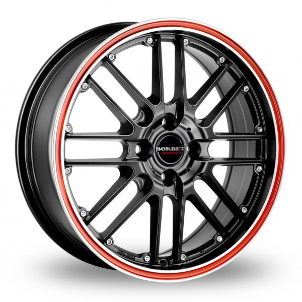 "Picture of 17"" Borbet CW2 R 4"