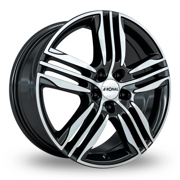 Ronal R57 Gloss Black