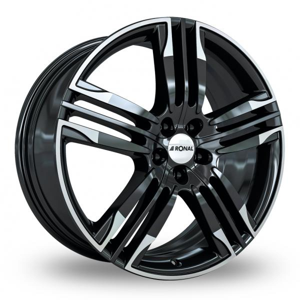 Ronal R58 Black