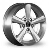 Diewe Bellina Silver Alloy Wheels
