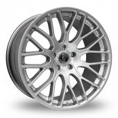 Diewe Impatto Silver Alloy Wheels