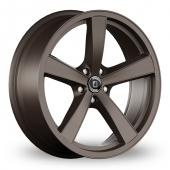 Diewe Trina Brown Alloy Wheels