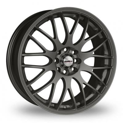 17 Inch Calibre Motion 2 Gun Metal Alloy Wheels