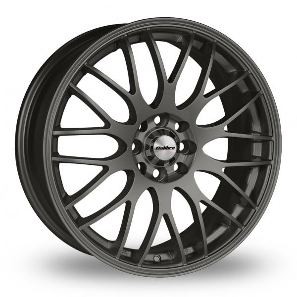 "17"" Calibre Motion 2 Gun Metal Alloy Wheels"