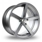 AC Wheels Star Five Grey Alloy Wheels