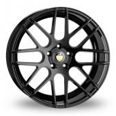 Cades Artemis Matt Black Alloy Wheels