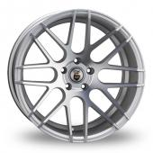 Cades Artemis Silver Alloy Wheels