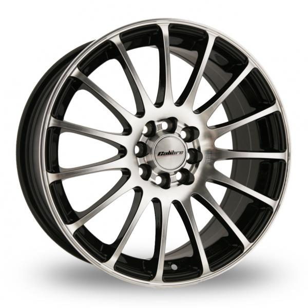 "Picture of 17"" Calibre Rapide Black/Polished Face"
