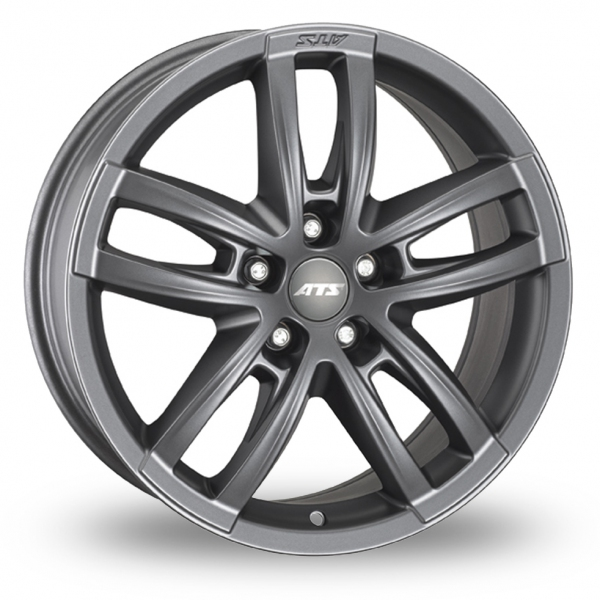 ATS Radial 5x130 Wider Rear Grey