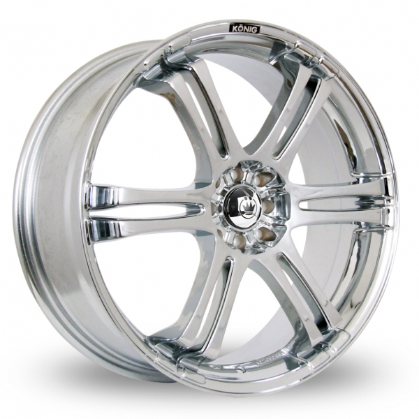 "Picture of 20"" Konig Tuner 2 Chrome"