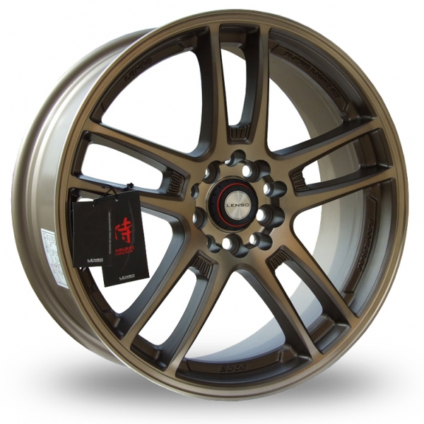 "Picture of 18"" Lenso SC02 Bronze"