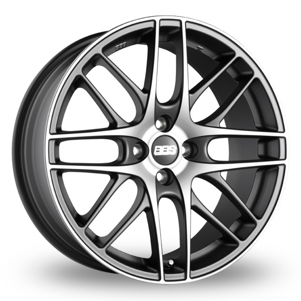 "Picture of 17"" BBS CS-4 Anthracite"