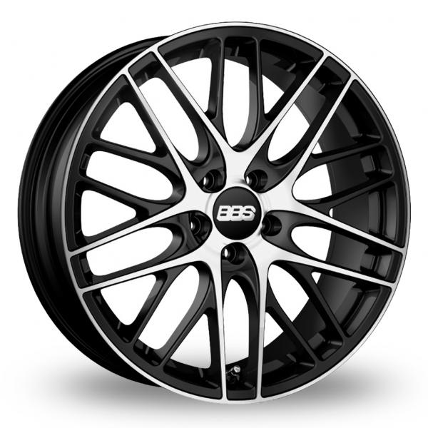 BBS CS 5 Black Polished