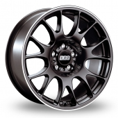 BBS CH Black Alloy Wheels