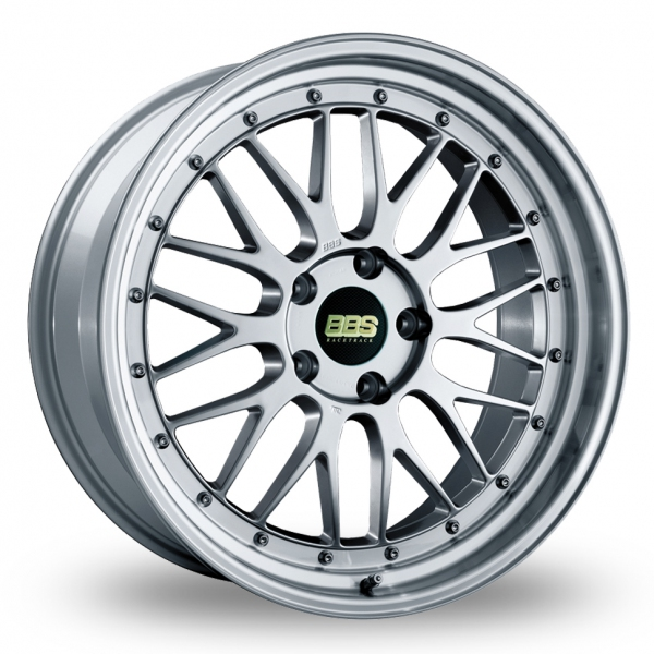 bbs le mans forged split rim silver polished 20 alloy. Black Bedroom Furniture Sets. Home Design Ideas