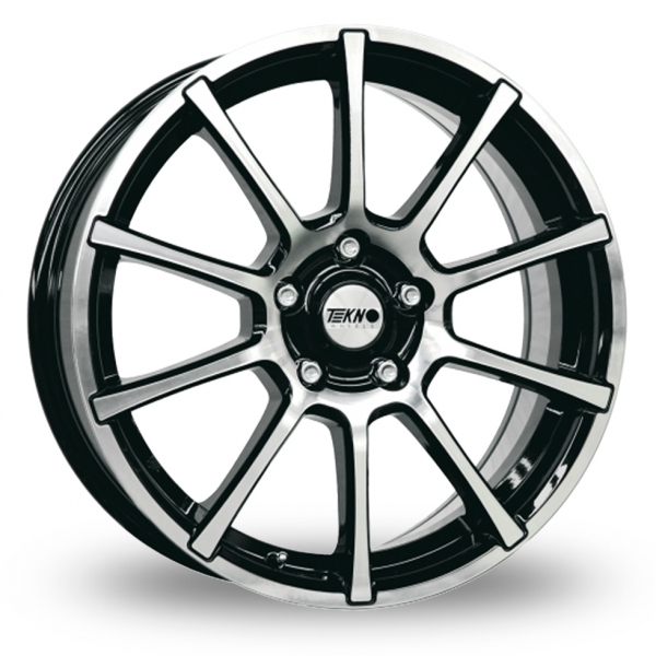 "Picture of 16"" Tekno TN10 Black"