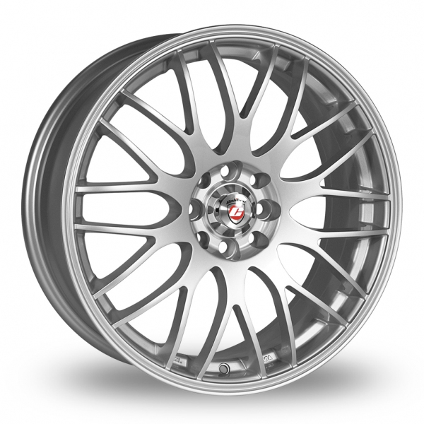 "17"" Calibre Motion 2 Silver Alloy Wheels"