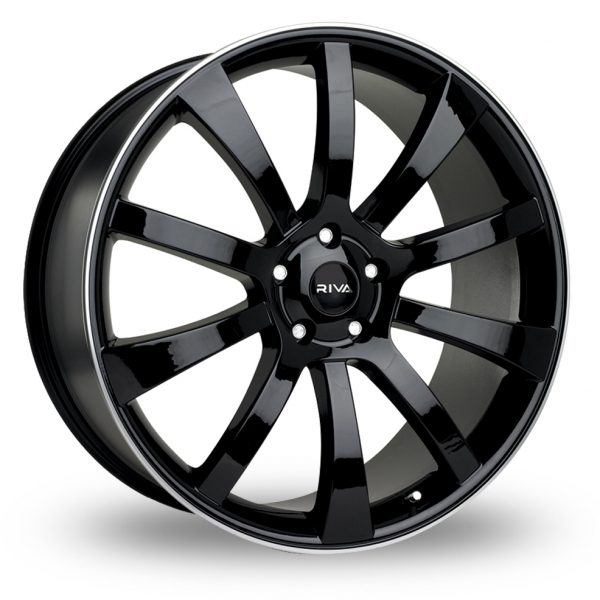 "Picture of 18"" Riva SUV Black"