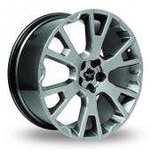 Team Dynamics Balmoral Silver Alloy Wheels
